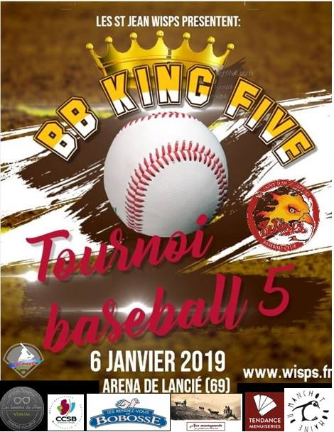 Tournoi 2019 de Baseball 5